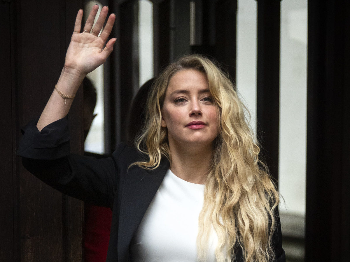 Sun lawyer tells court Amber Heard's 'evidence alone' proves truth of Depp 'wife-beater' claim