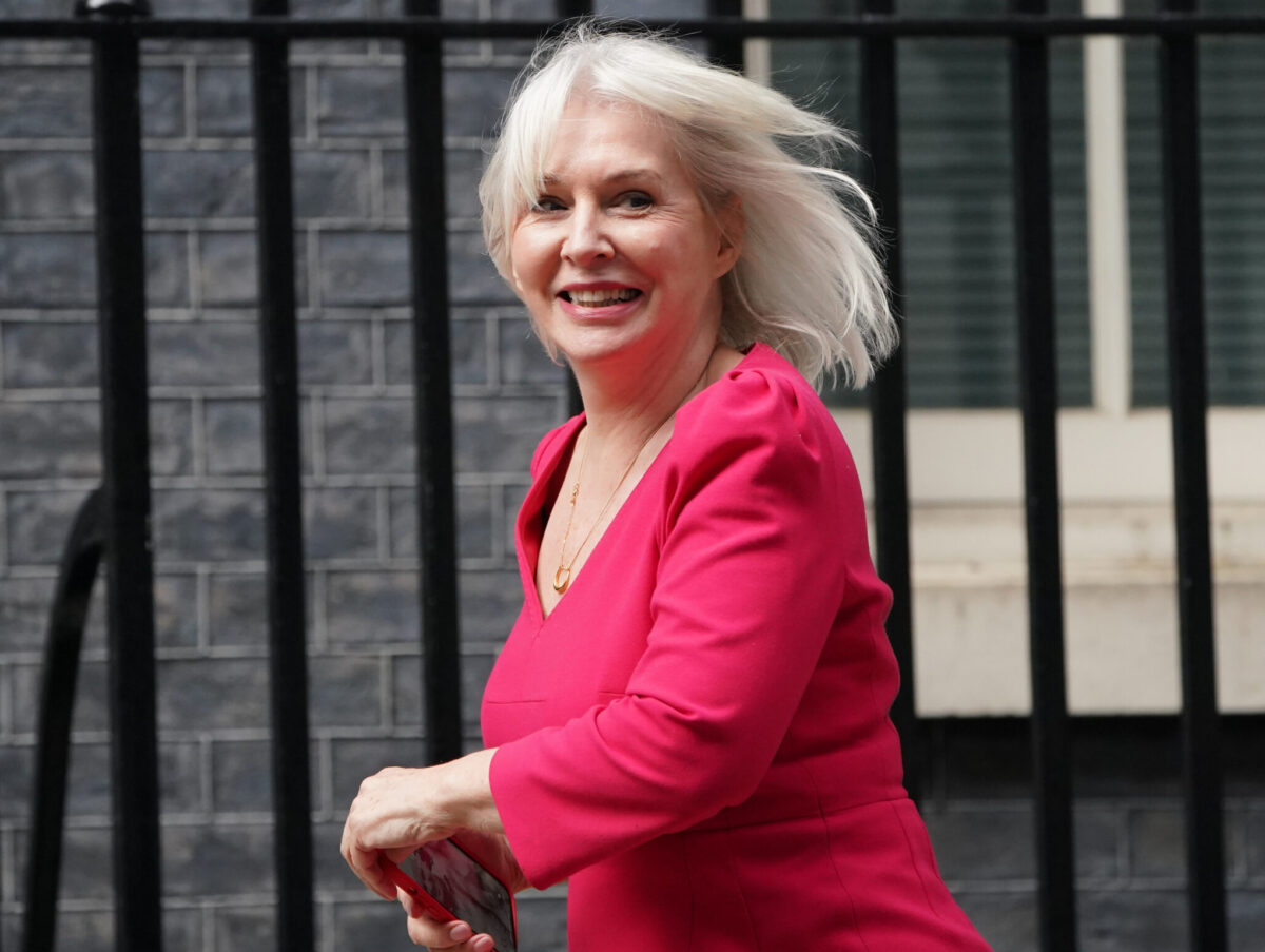 Culture Sec Nadine Dorries says BBC may not exist in 10 years and slams impartiality 'problem'