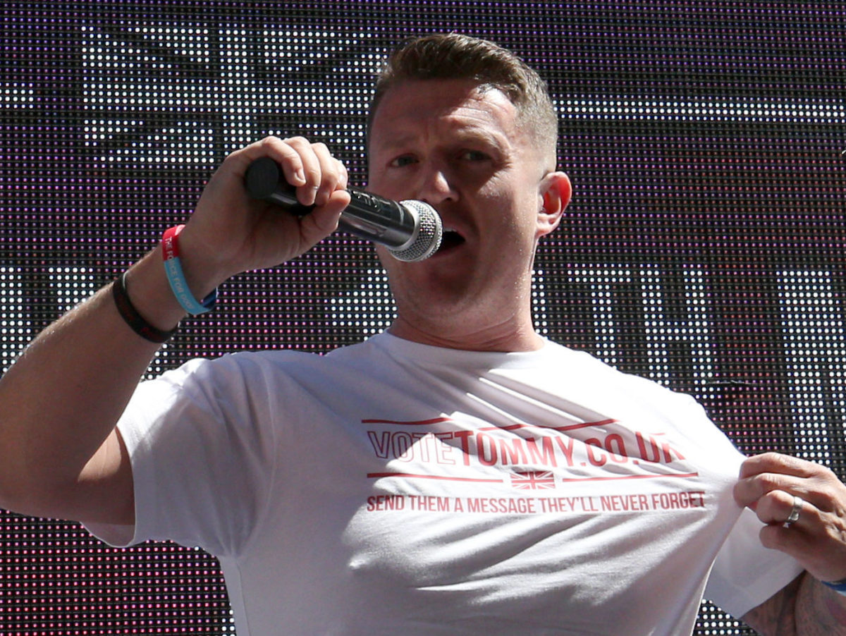 Tommy Robinson to face fresh contempt of court proceedings, judges rule