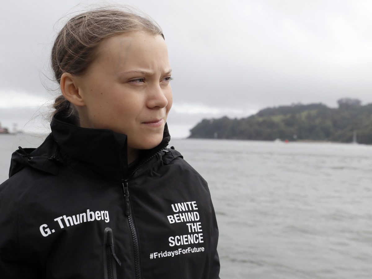 Greta Thunberg and Charles Moore among BBC Today's Christmas guest editors