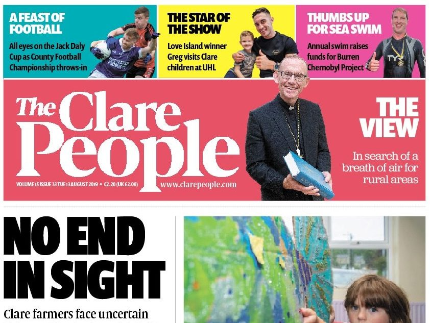 Irish weekly closes after 14 years in 'great blow' to region's media diversity