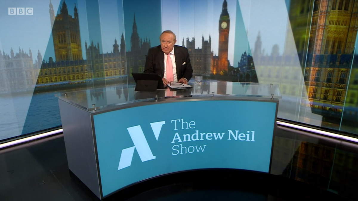 Andrew Neil Show canned as BBC News widens restructure plans with loss of 520 jobs