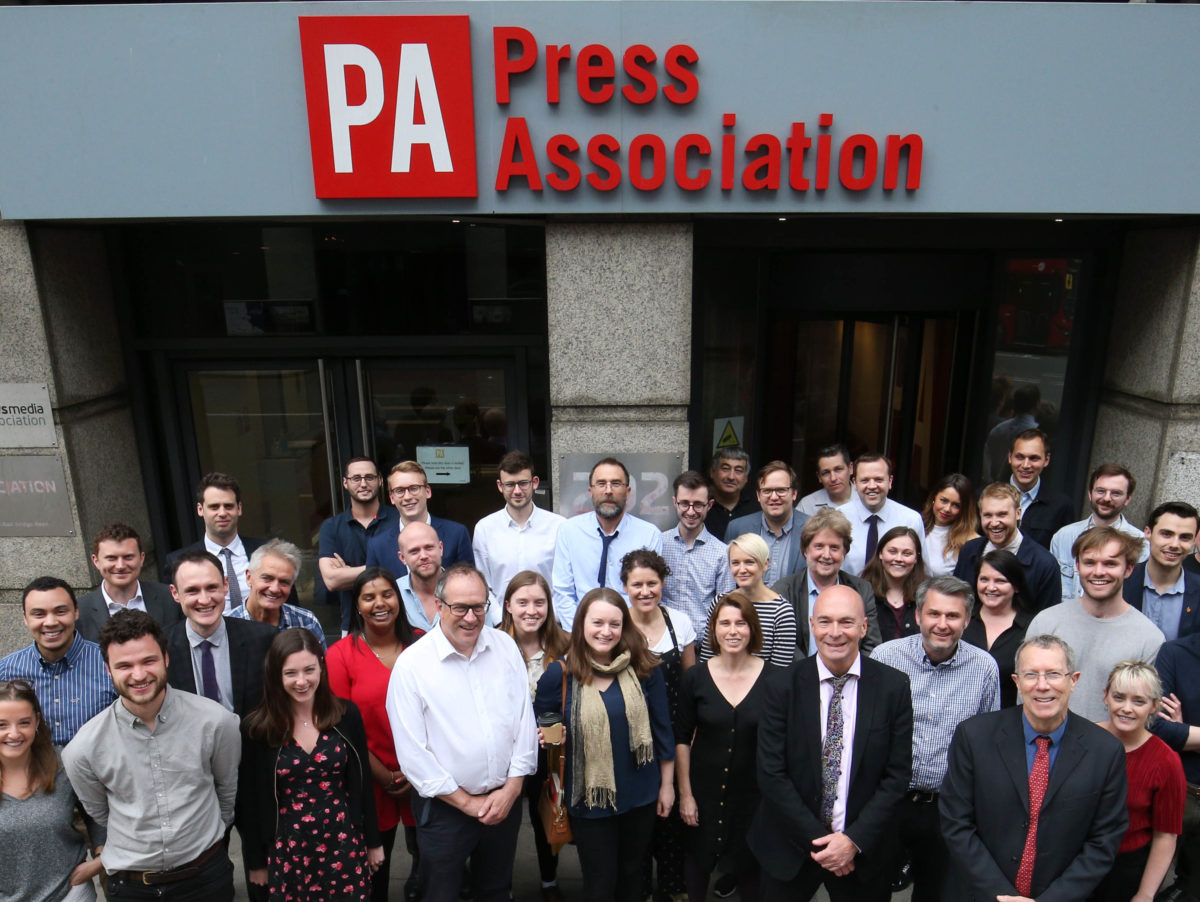 Press Association leaves home of 24 years for 'dynamic' new HQ in Paddington