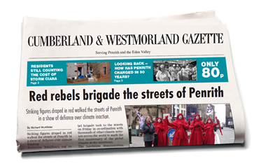 Newsquest launches rival to Cumberland and Westmorland Herald amid uncertainty over title's future
