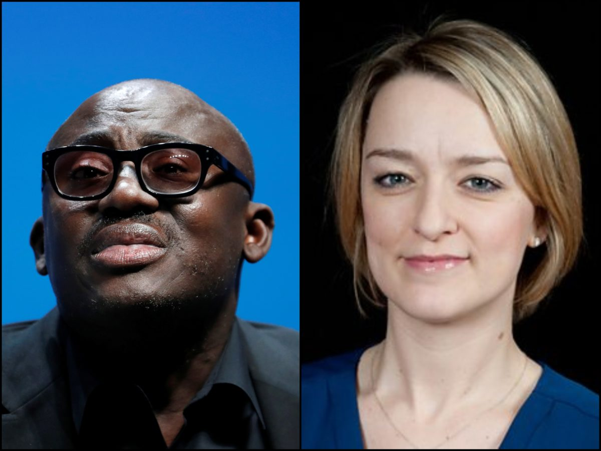 Laura Kuenssberg and Edward Enninful make top 20 'most influential Londoners' list