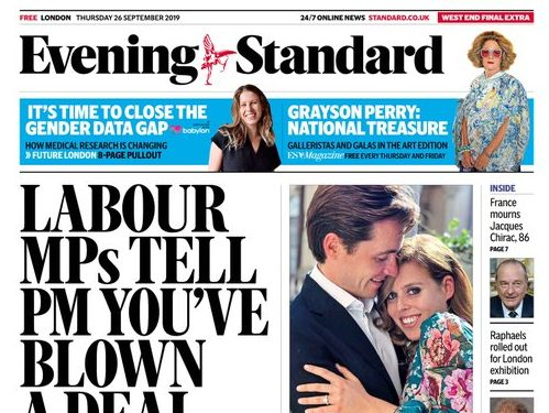 Evening Standard to launch first daily news podcast