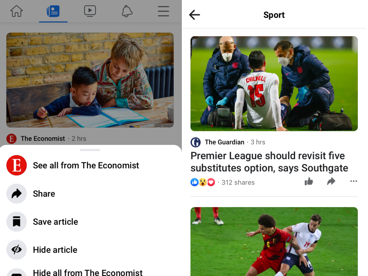 Facebook's cash-for-content News scheme launches in the UK with most publishers on board