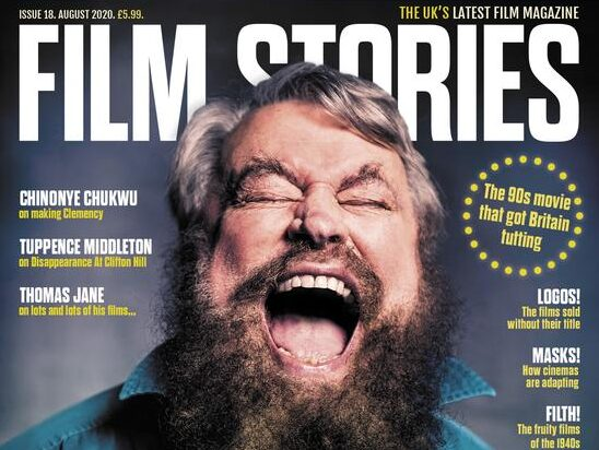 How film magazine was saved from closure post Covid-19 with £32k Kickstarter appeal