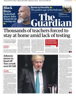 Guardian journalists pass motion against 'panicked' job cuts that 'undermine' good employer claim