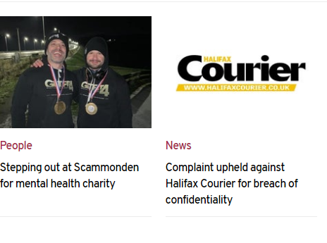 Halifax Courier's failure to protect source led to her being sacked from shop job, IPSO finds