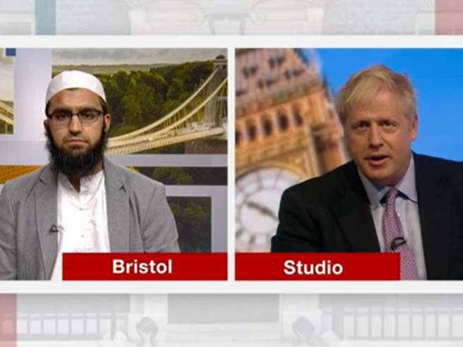 Times apologises and pays libel damages to imam who appeared on BBC debate