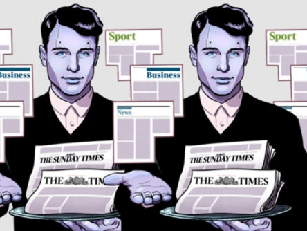 Times titles halve digital subscriber churn with tailored emails from AI named 'James'