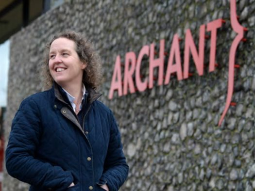 'I don't want to be the CEO that shuts titles': Archant's Lorna Willis is on a mission to save local journalism