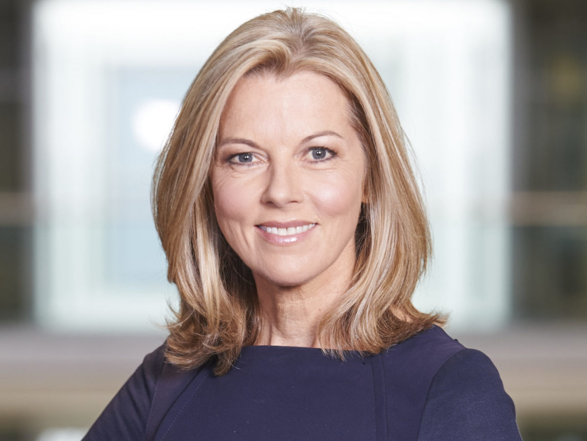 Lockdown Lowdown: ITV's Mary Nightingale on coping with 'relentless grimness' of Covid-19 story