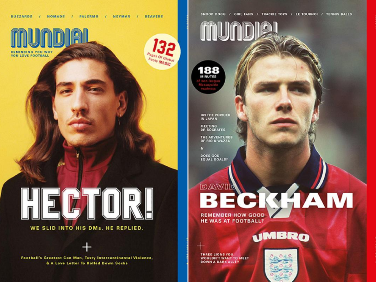 Mundial football mag says business 'will not live or die' by ad sales as merch and brand partnerships help profits grow