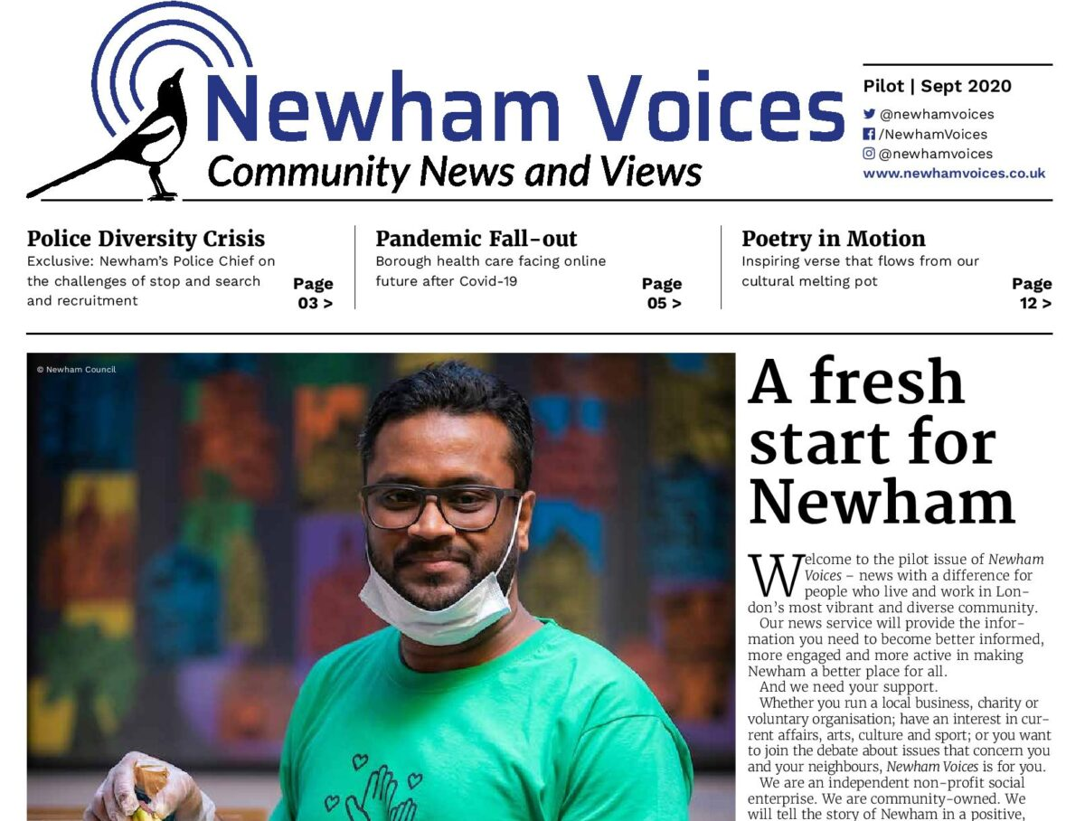 Former IFJ general secretary launches new model for local journalism in Newham, east London