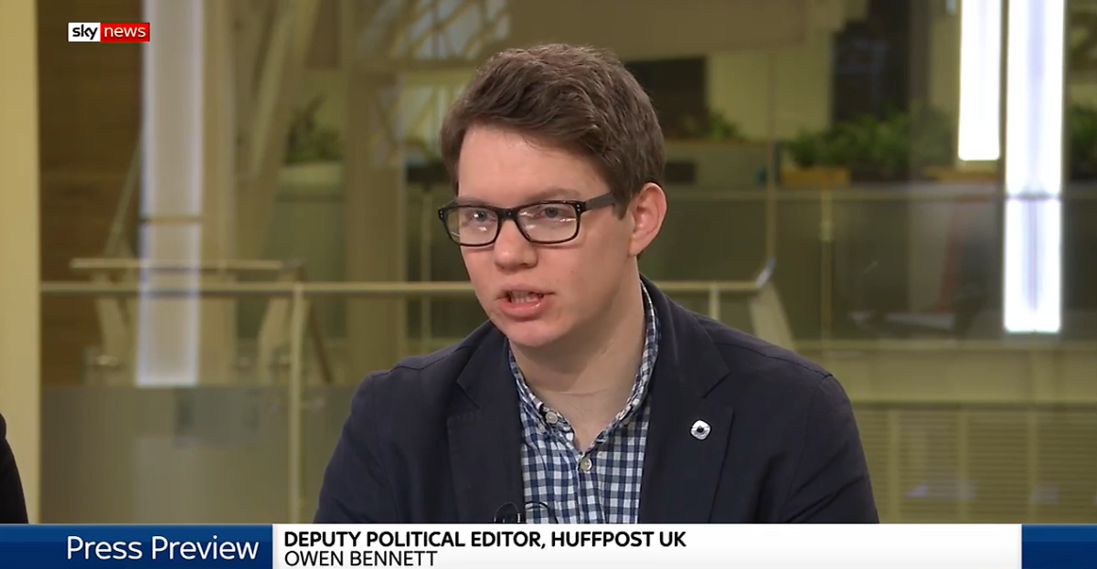 Ex-Telegraph Whitehall editor 'leaves journalism' after fallout from 'inappropriate' behaviour at Huffpost UK