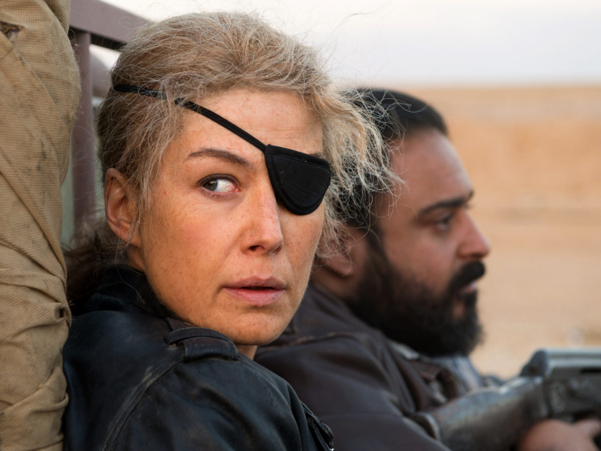 Film 'homage' to Sunday Times war correspondent Marie Colvin to enter cinemas this month