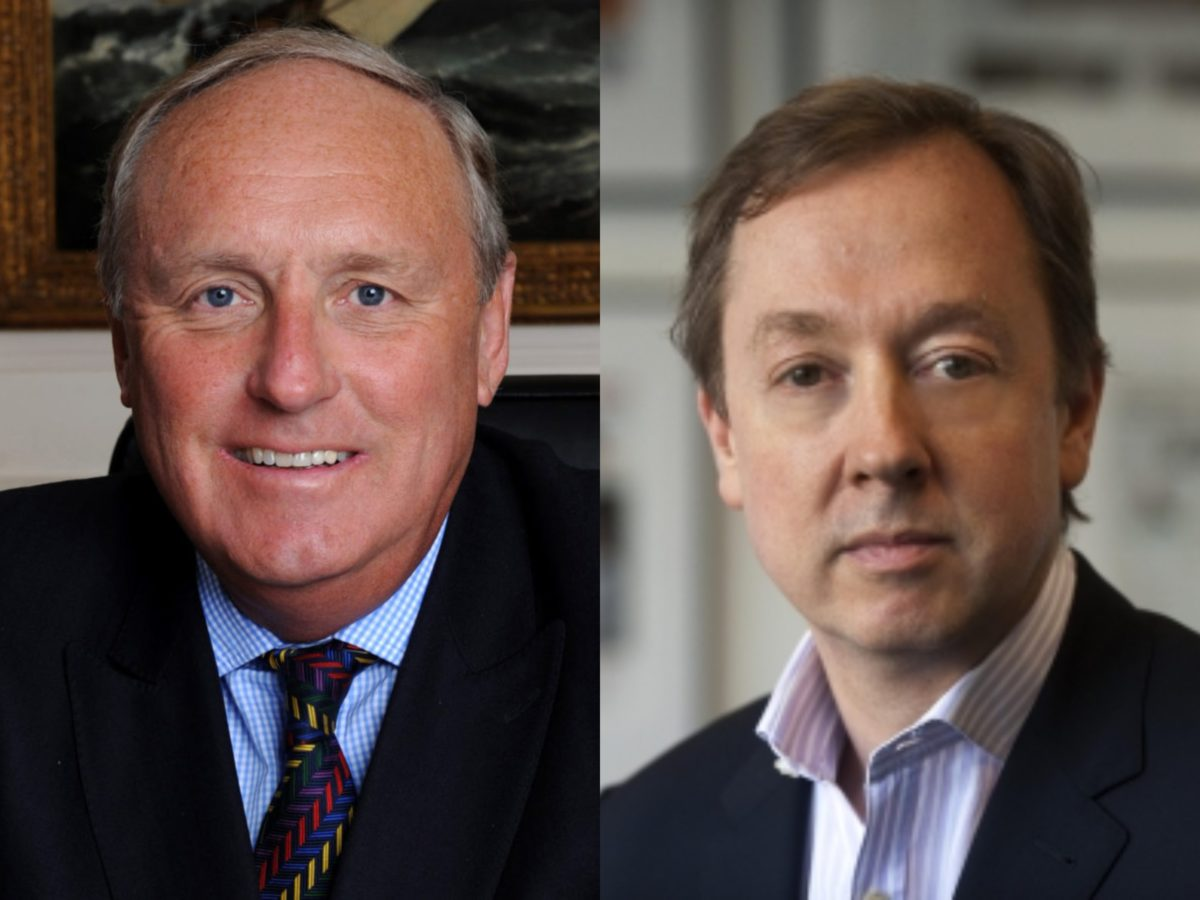 Paul Dacre issues stinging retort to Daily Mail successor Geordie Greig in FT letter