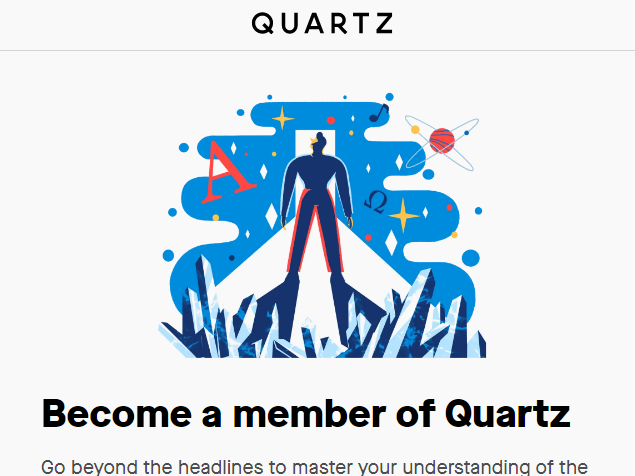 Quartz to close London office amid 80 job losses as ad sales slump by half