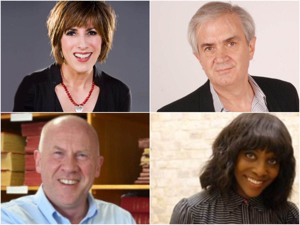 BBC, Sunday Times and ex-Scottish regional journalists named in Queen's Birthday Honours list