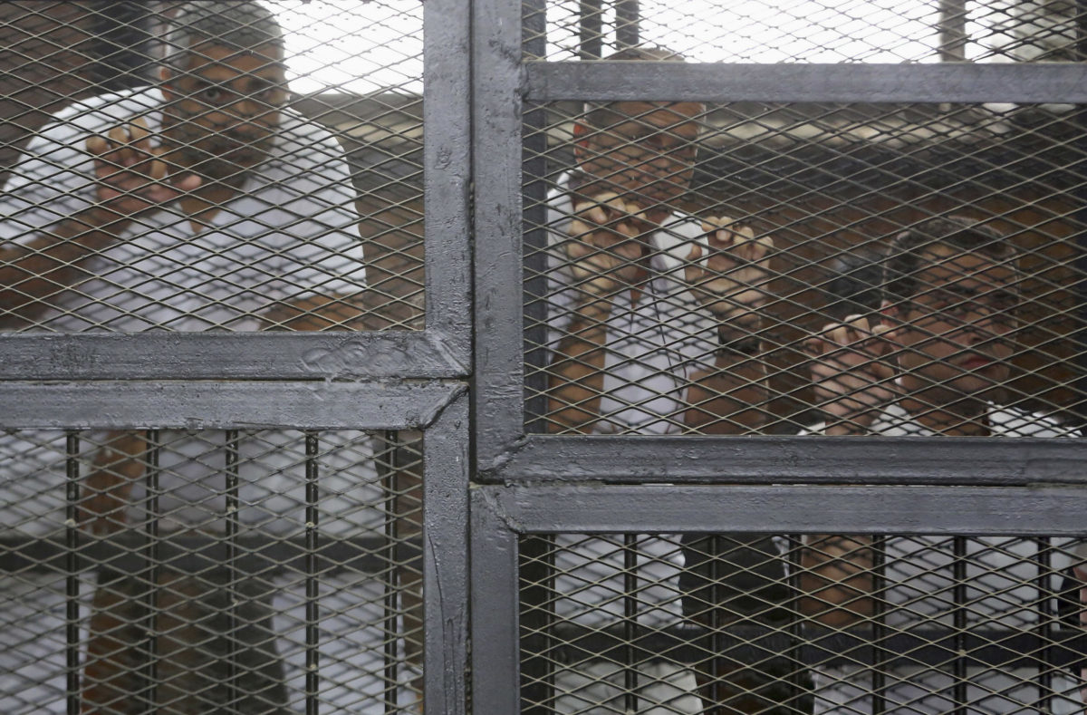 Ex-Al Jazeera journalist drops $100m claim against network over Egyptian imprisonment