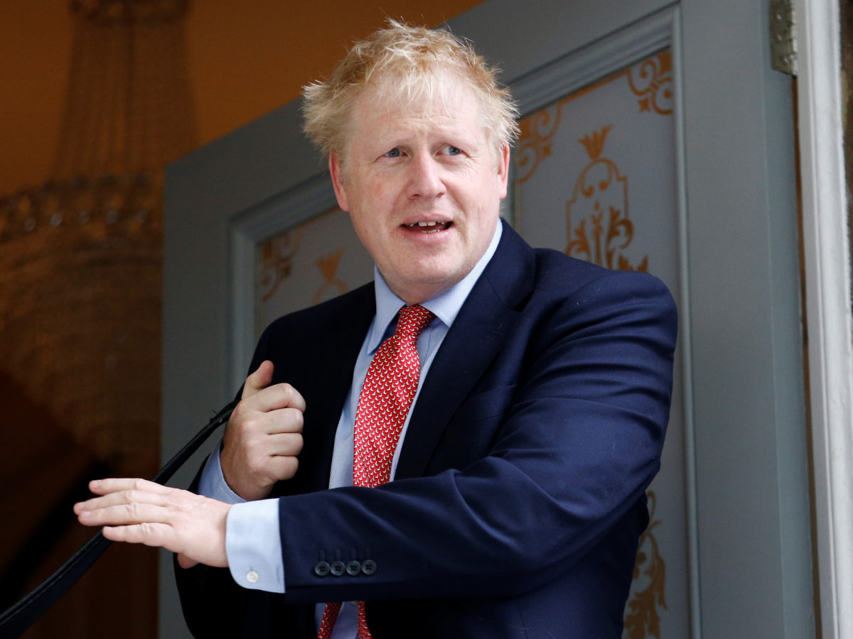 Guardian had 'strong public interest' in reporting Boris Johnson domestic row, media lawyers say