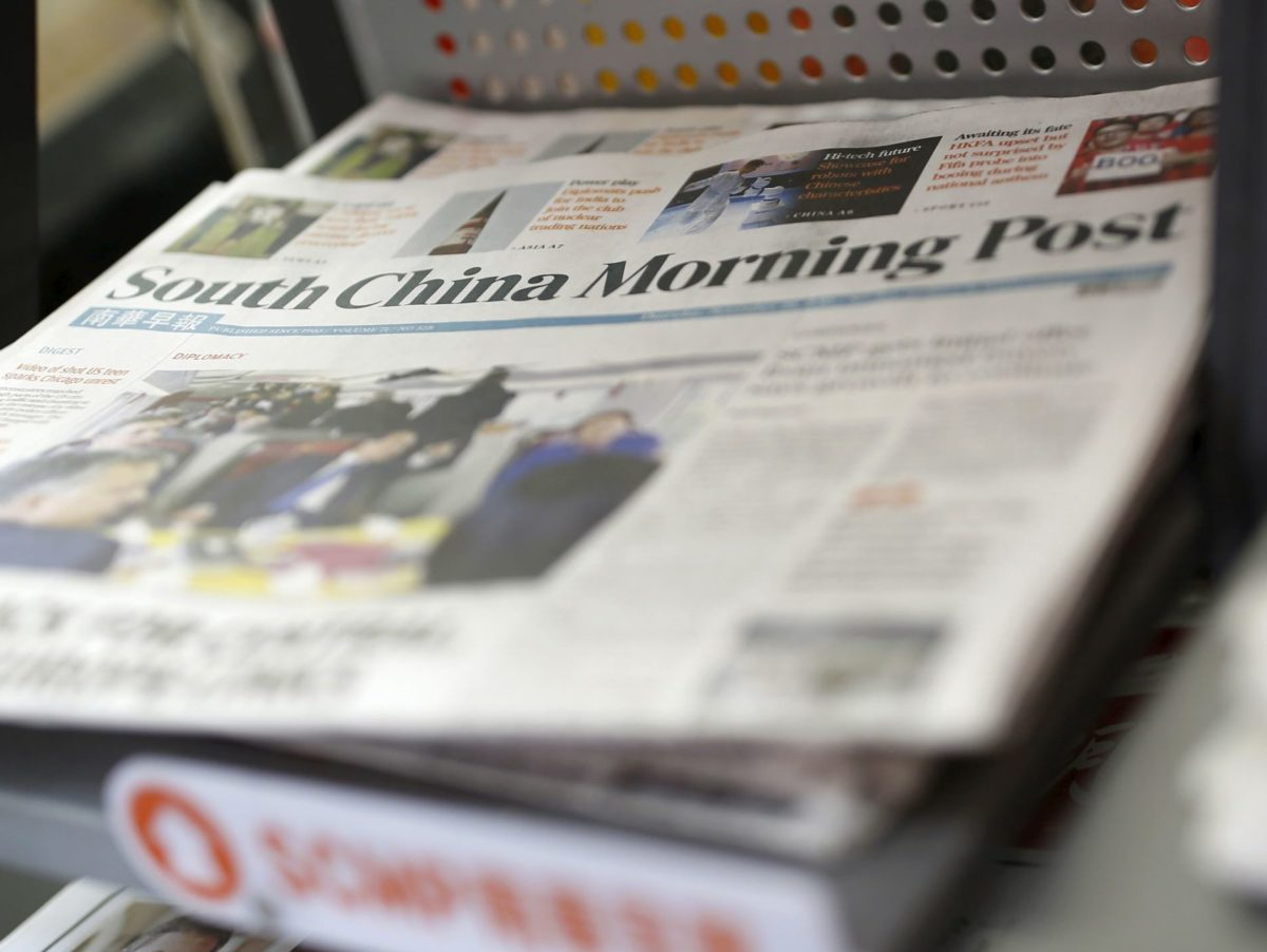 Coronavirus: Newspapers in Italy and Hong Kong to print on despite advertising drops