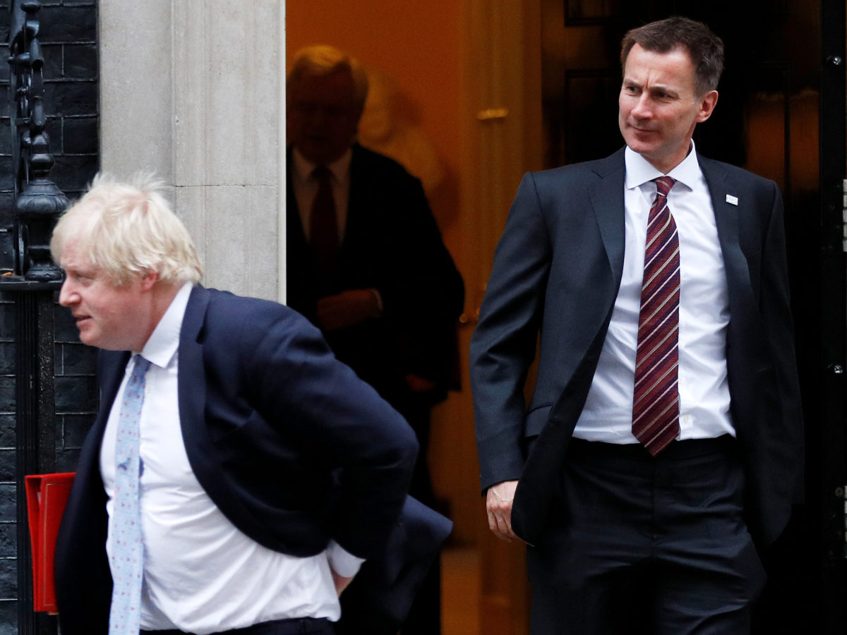 News diary 15-21 July: Boris Johnson and Jeremy Hunt lock horns in Sun's Tory leadership debate