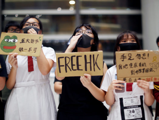 Ofcom to probe Chinese state broadcaster CGTN over Hong Kong protest coverage in UK
