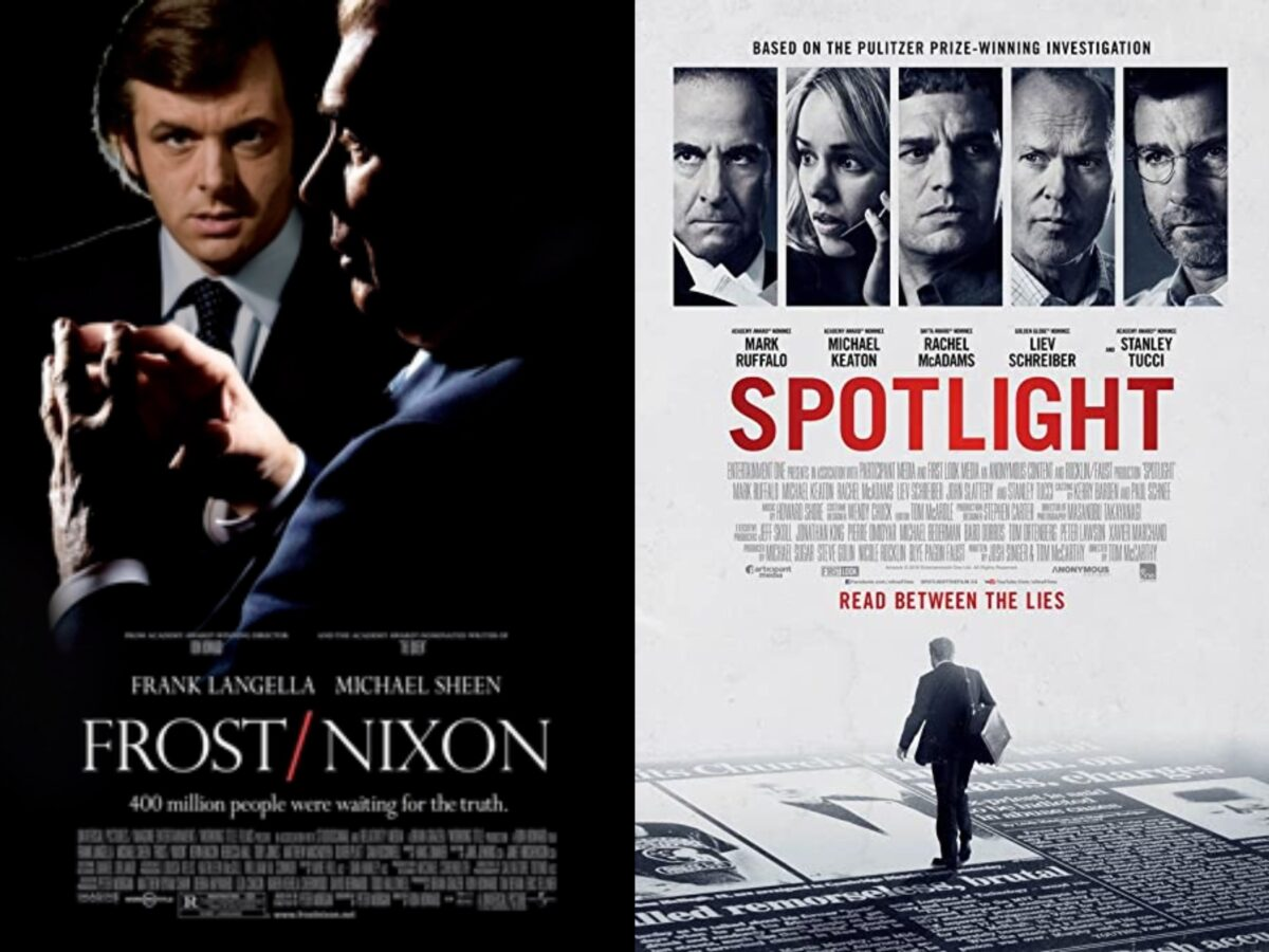 The best journalism movies to watch this Christmas: From Spotlight to The Great Muppet Caper