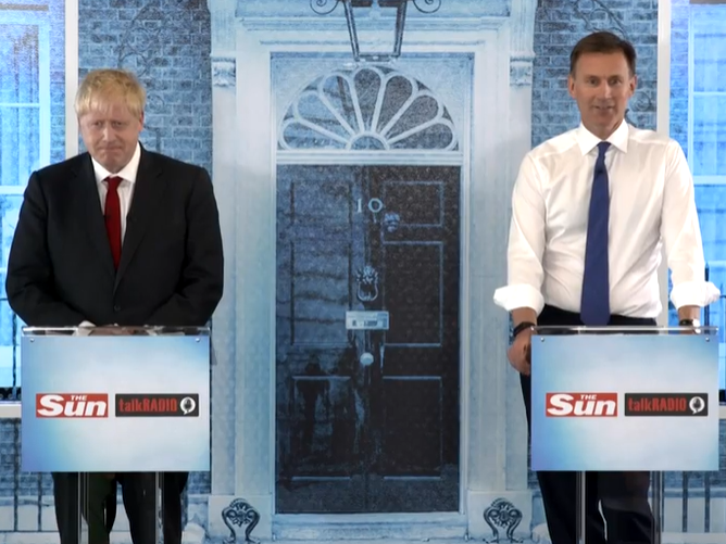 Sun's Tory leader debate hits record audiences online and quadruples Talkradio listeners