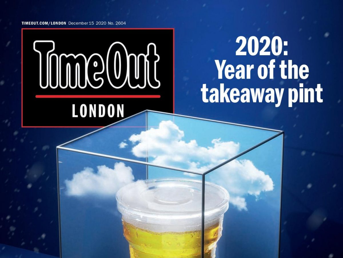 Time Out Media blitzed by pandemic with revenue down 59% in second half of 2020