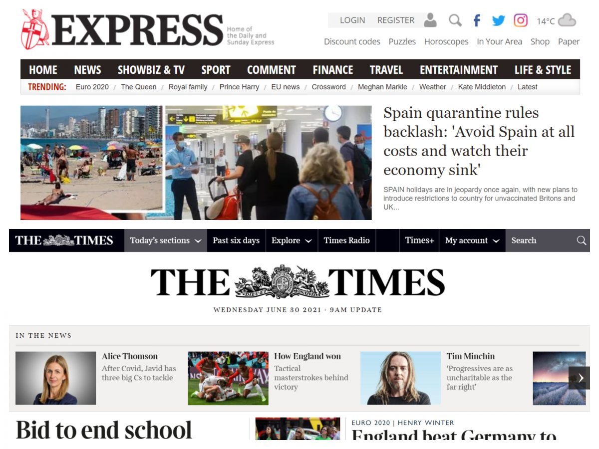 Publishers who fail to understand reader data will 'wither and die' say Times and Express digital leaders