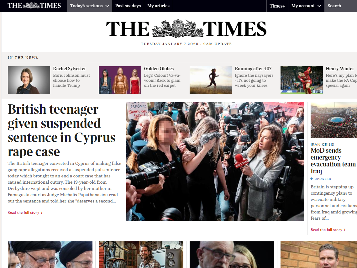 Tribunal judges back News UK's right to zero-rated VAT on Times and Sun digital editions