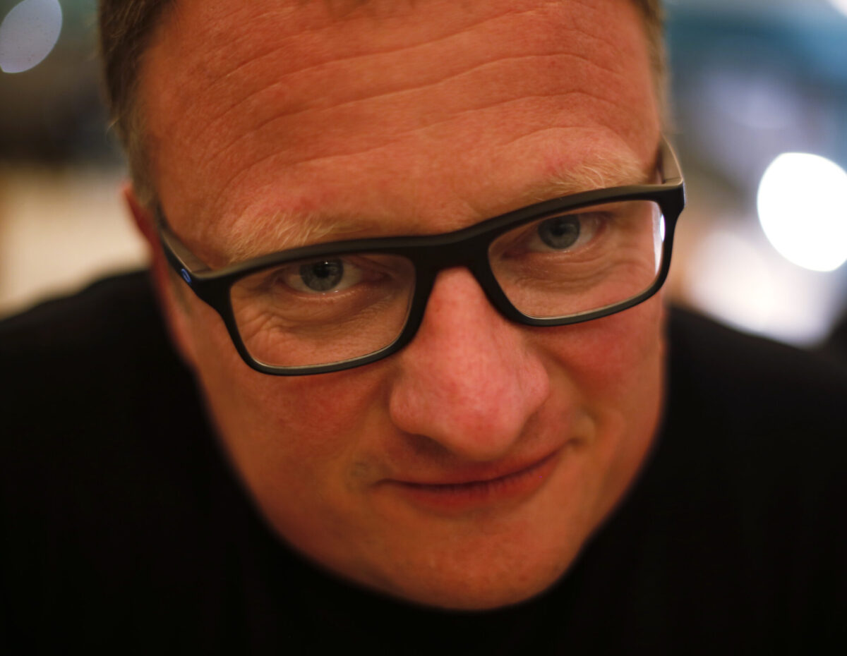 Veteran Reuters photographer Andrew Winning who 'had so much to offer journalism' dies aged 49