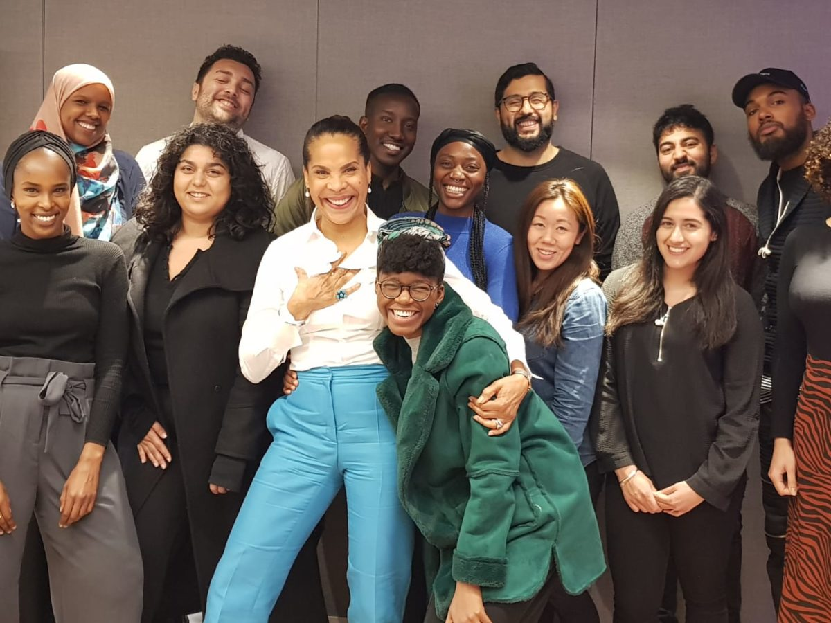 FT board's support helps launch development scheme for non-white and lower income journalists