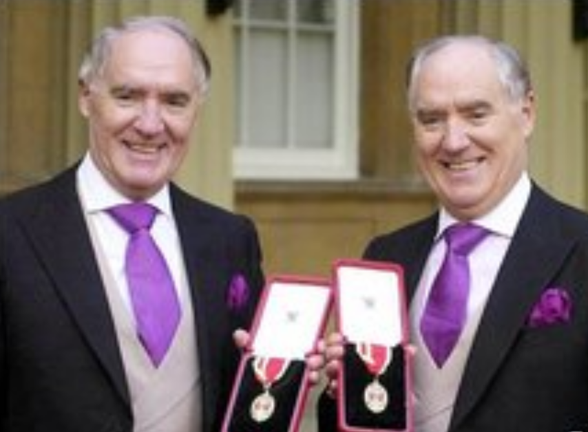 £7bn Barclay brothers head up the top ten figures involved in journalism on Sunday Times Rich List