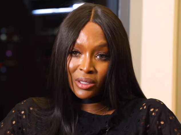Naomi Campbell hits out at Mail on Sunday over 'character assassination' article