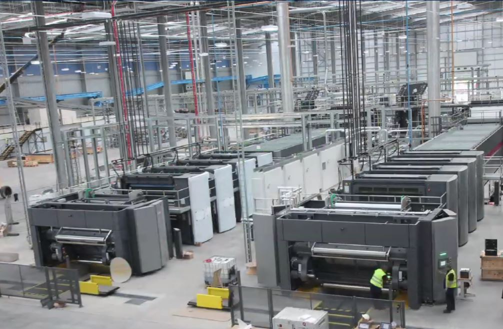 UK magazine printing giant Polestar in administration with 1,500 jobs at risk