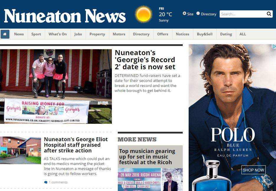 Closure of daily Nuneaton News is latest phase of Trinity Mirror's planned £12m Local World cuts