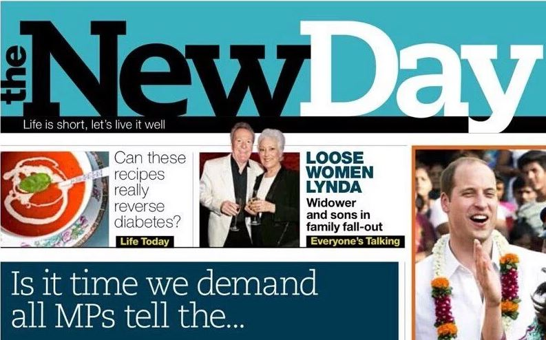 Sympathy but no surprise as readers and pundits react to The New Day's closure