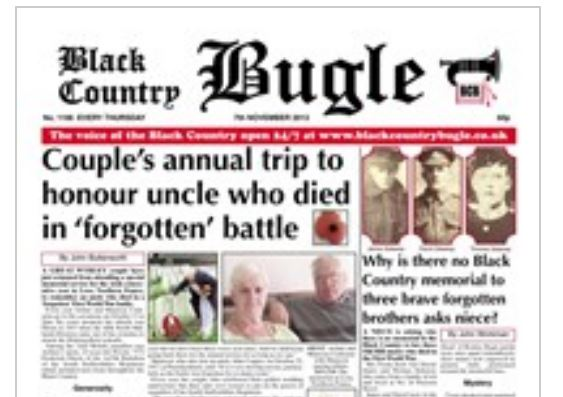 Trinity Mirror cuts: Black Country Bugle is latest Local World title targeted with loss of three out of five reporters