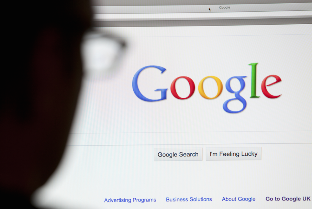 Google parent company Alphabet passed £100bn in revenue last year
