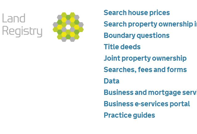 Warning that Land Registry sell-off threatens journalism and public's right to know