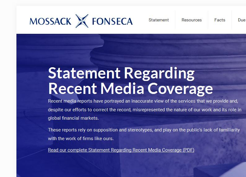 Panama papers law firm threatens legal action against journalists over latest release of leaked data
