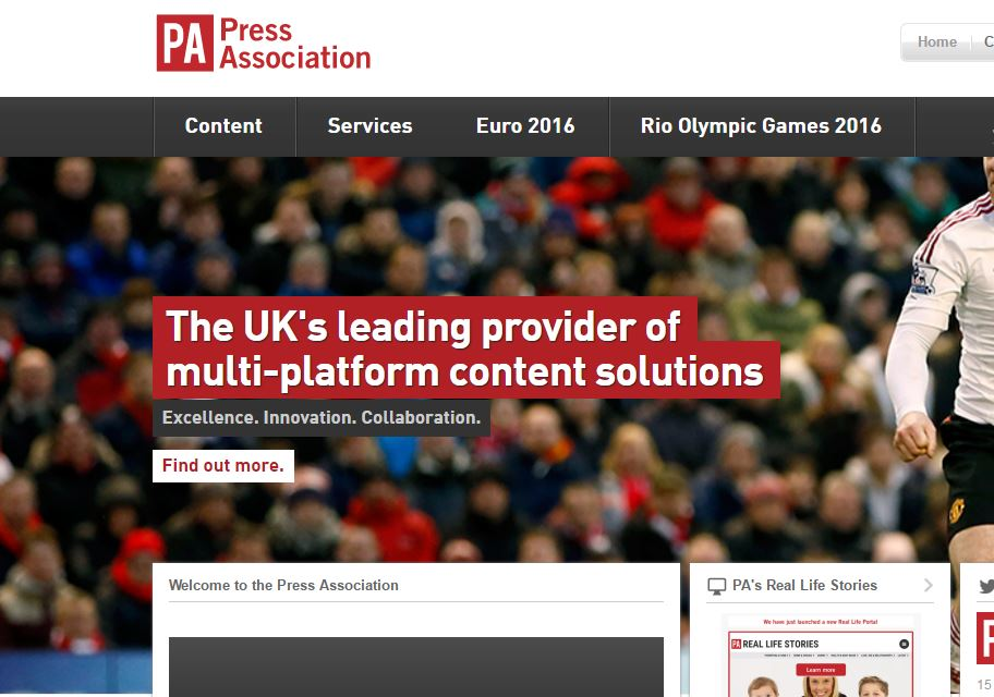 Data journalist, Press Association Sport