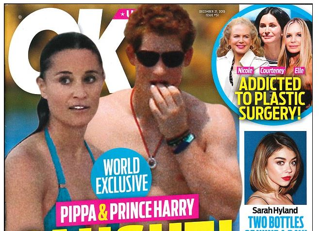Prince Harry loses IPSO complaint against Daily Mail over its report of 'completely untrue' Pippa romance story