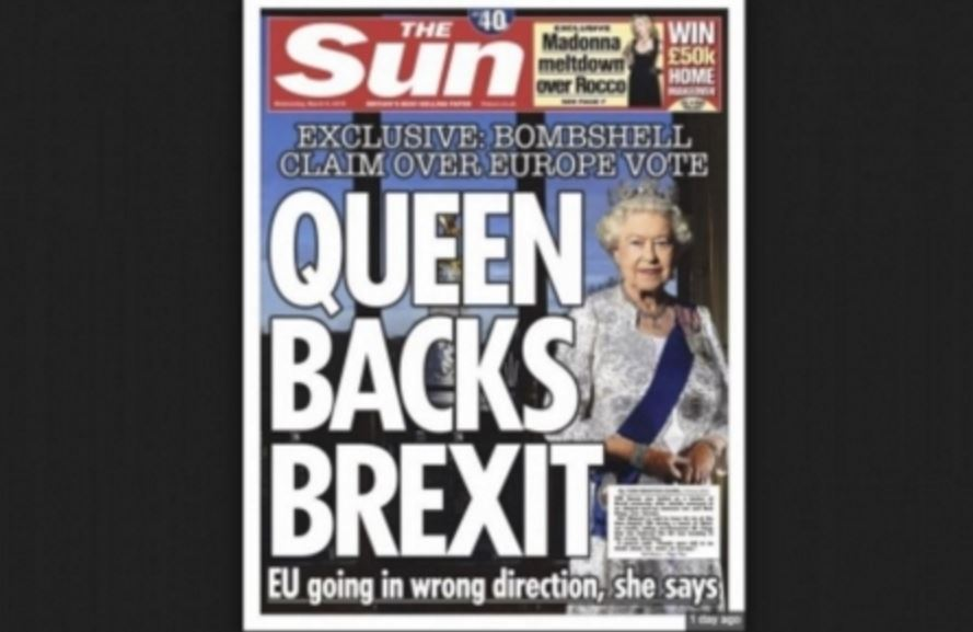IPSO shows it has backbone with Sun Brexit ruling, but editor's defiance undermines press self regulation