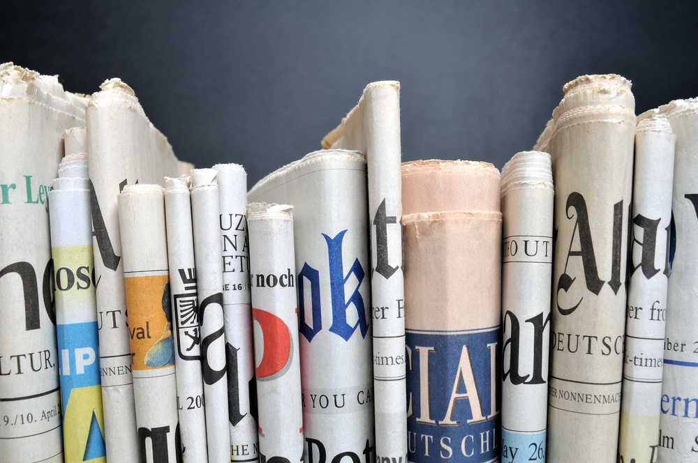 FT: Telegraph, News UK and Trinity Mirror in talks to offer advertising package across titles